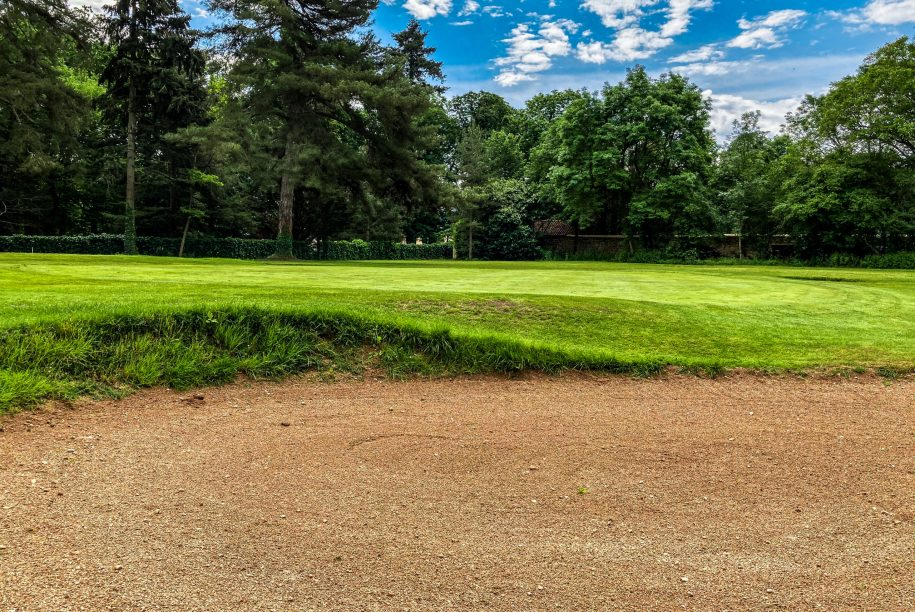 Bunker Golf Allier golf club du val de cher